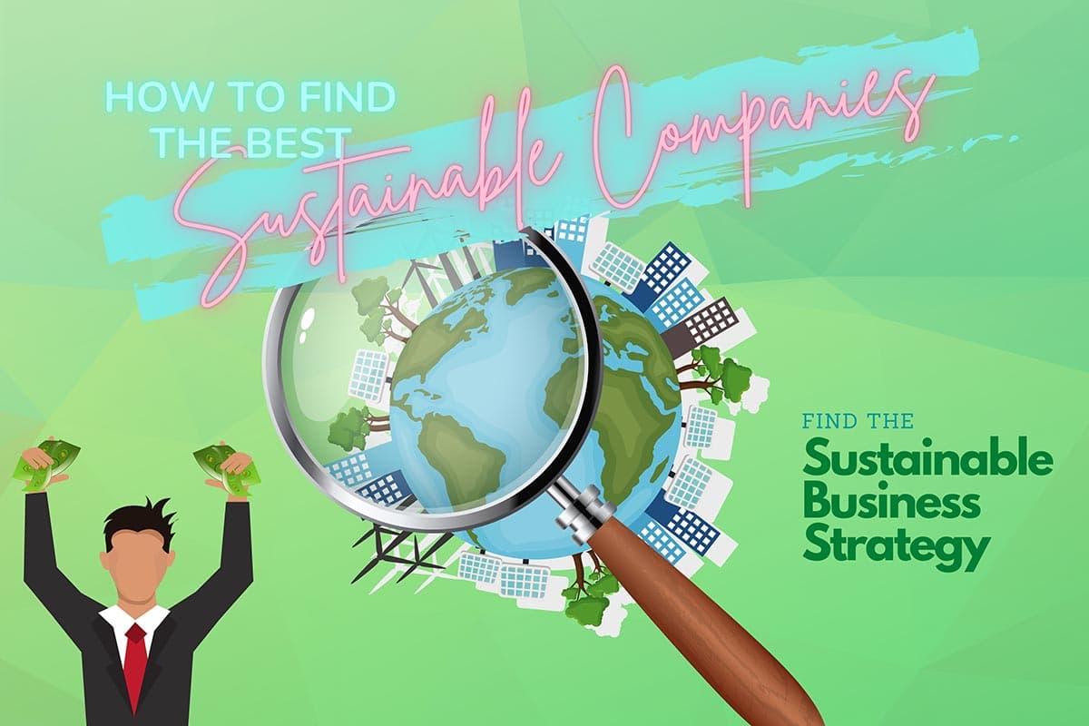 Best Sustainable Companies